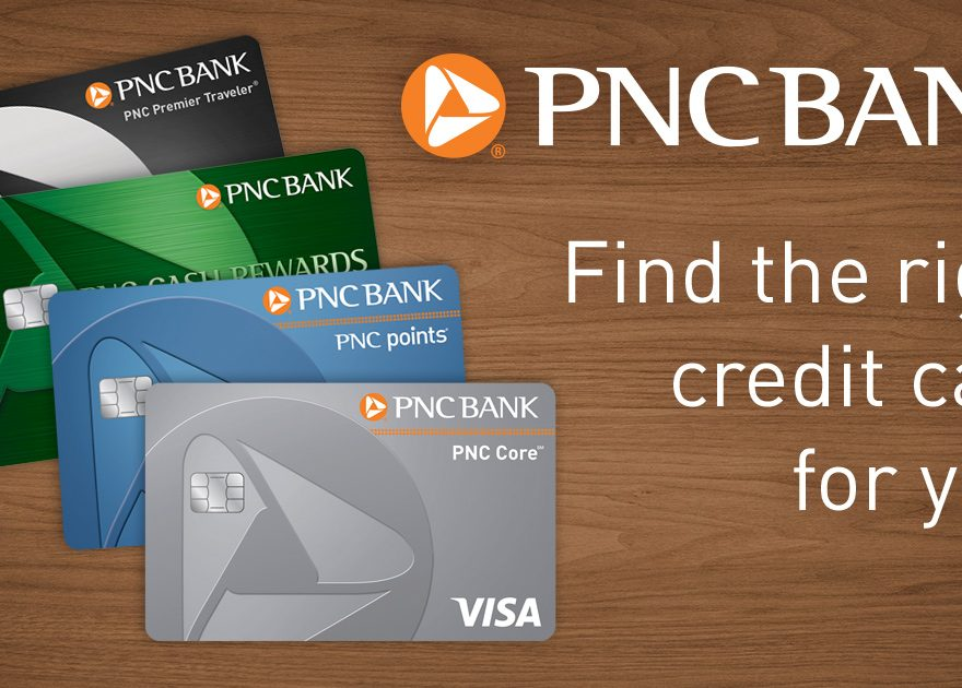 PNC Credit Card Activation