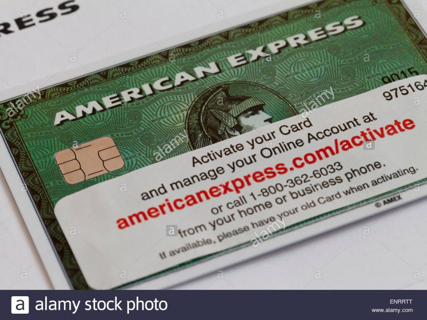 American Express Card Activation