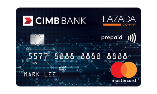 CIMB Card Activation
