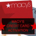 Www.Macys.Com/Activate @ Macy's Credit Card Activation