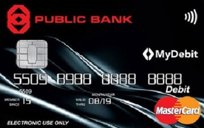 public bank credit card activation
