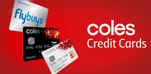 coles credit card activation
