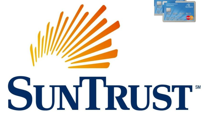 SunTrust Credit Card Activation
