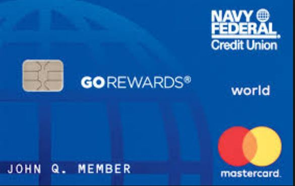 Navy Federal Credit Card Activation