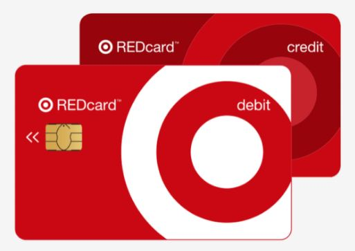 Target credit card activation