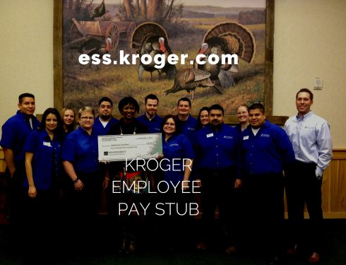 Kroger Employee Pay Login