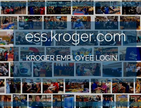 Kroger employees login